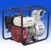 China 3 Inches Gasoline Water Pump with Full Frame and 5.5HP/3600rpm Maximum Output