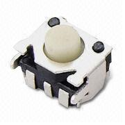 miniature type horizontal push tact switch from China (mainland)