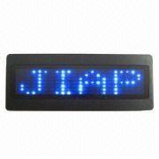 LED Mini Badge Manufacturer