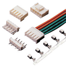 Wire to Board Connectors, Ideal for 3.96mm Crimp Style Connectors from Chyao Shiunn Electronic Industrial Ltd