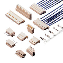 Wire to Board Connectors, Used for 2.50mm Crimp Style Connectors from Chyao Shiunn Electronic Industrial Ltd