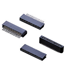 SMT FPC Connectors for 1.00mm/.039-inch Non-ZIF Type Dual Beam Contact Style from Chyao Shiunn Electronic Industrial Ltd