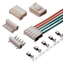 Wafer Connector for 3.96mm Crimp Style Connectors, with 250V AC/DC Voltage Rating from Chyao Shiunn Electronic Industrial Ltd