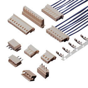 Wafer Connector with 1,000MΩ Insulation Resistance, Used for 2.50mm Crimp Style Connectors from Chyao Shiunn Electronic Industrial Ltd