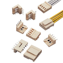 Wafer Connector for 2.50mm Crimp Style Connectors, with 3A AC/DC Current Rating from Chyao Shiunn Electronic Industrial Ltd