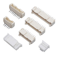 2.00mm (0.079 Inch) Crimp Style Connector with Secure Locking from Chyao Shiunn Electronic Industrial Ltd