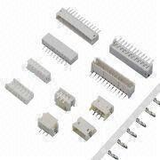 1.50mm (0.059 Inch) Crimp Style Connectors with 1A AC/DC Current Rating from Chyao Shiunn Electronic Industrial Ltd