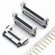 Taiwan 1.00mm (0.039 Inch) Crimp Style Connectors, SMT, Double-row