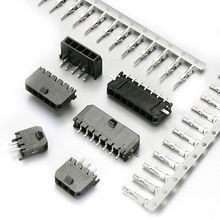 Wire to Wire Connector for 3.00mm/118 Inch Micro-Fit Single-Row Power Connectors from Chyao Shiunn Electronic Industrial Ltd