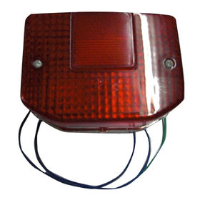 Motorcycle Tail Light from China (mainland)