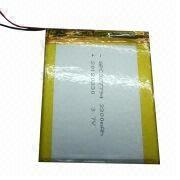 Li-polymer Battery Pack from China (mainland)