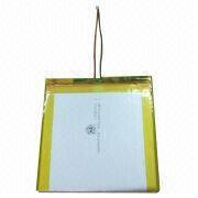 Li-polymer Battery Pack from China (mainland)