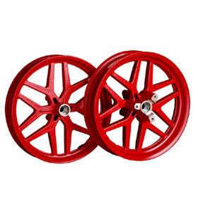 Motorcycle Wheel Fujian Hua Min Group (Trantek Industries Company)