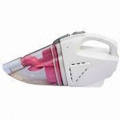 China Car vacuum cleaner with rechargeable 12V/1400mAh NiMH battery