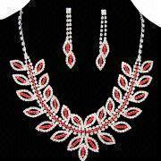 Diamond Jewelry Set from China (mainland)