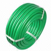 China Flex PVC Garden Hose, Extremely Flexible, Available in Size of 1/2, 5/8 and 3/4 Inches