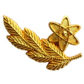 Badge from China (mainland)