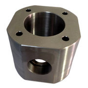 CNC machining and milling check valve from Hong Kong SAR