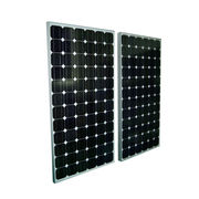 Solar panel modules from China (mainland)