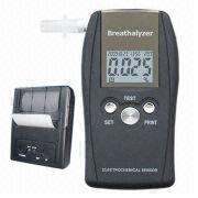 Breathalyzer from Taiwan