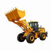 Wheel loader from China (mainland)