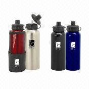 Promotional Aluminum Water Bottles from China (mainland)