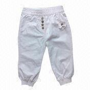 Baby pant from China (mainland)