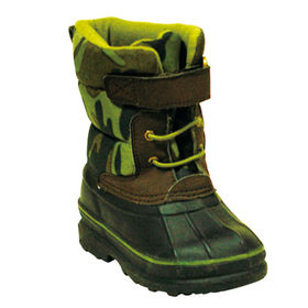 TPR Outsole Snow Boots, Bean Boots and Pac Boots are Also Available