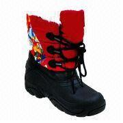 Snow Boots from China (mainland)