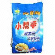 Own Registered Laundry Powder from China (mainland)