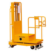3500mm Electric Order Picker Manufacturer