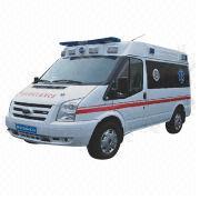 Ambulance from China (mainland)