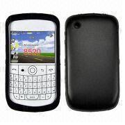 Wholesale Silicone Case for BlackBerry Curve 8520, Silicone Case for BlackBerry Curve 8520 Wholesalers