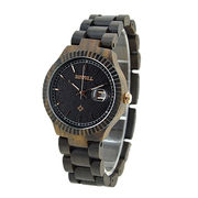 Top quality promotional wood watch custom logo vog from China (mainland)