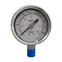 Stainless Steel Pressure Gauge from China (mainland)