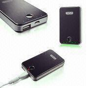 China Power Banks with High Transfer Efficiency, Weighs 120g, Available in Black