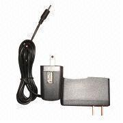 China Charger for MID, iPad and iPhone, with DC 5V Voltage and 2A Current