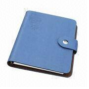 Leather Notebook in A4 Size, Elegant and Vintage, Suitable for Office from Beijing Leter Stationery Manufacturing Co.Ltd