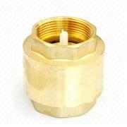 Brass Spring Check Valve from China (mainland)