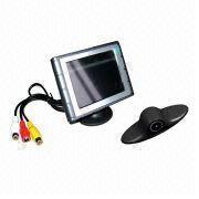 Rear View Backup System 3.5-Inch TFT LCD Monitor from China (mainland)