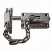 Hong Kong SAR Door Chain and Bolt
