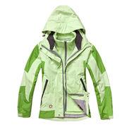 Women's Ski Jacket from China (mainland)