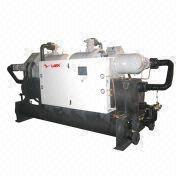 Water-cooled Screw Chiller Manufacturer