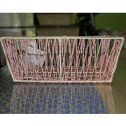 Abaca basket from Philippines