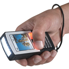 Cell Phone Stun Gun in US Style, OEM and ODM Orders are Welcome