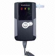 Breathalyzer with 9 to 36V DC Operating, GPS Digital and Analog Port