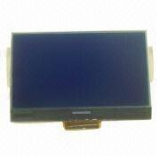 China Graphic LCD Module, 128 x 64 Dots COG + FPC, White LED Backlight