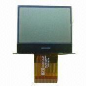 China Graphic LCD Module with 102 x 64 Dots COG + FPC, Yellow-green LED Backlight