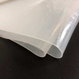 Silicon Rubber Sheet from China (mainland)