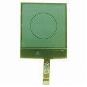 TN, 12 Digital, COG + FPC, SPI Interface from Xiamen Ocular Optics Co. Ltd
